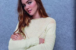 Lilly Sweater in Phildar Merinos 3.5 - Downloadable PDF