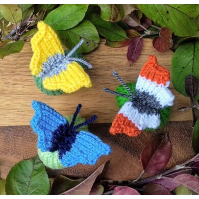 British Butterflies - Creme Egg Covers