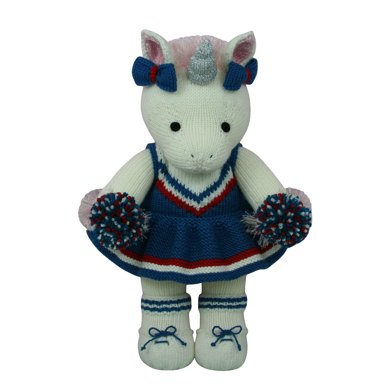 Cheerleader (Knit a Teddy)