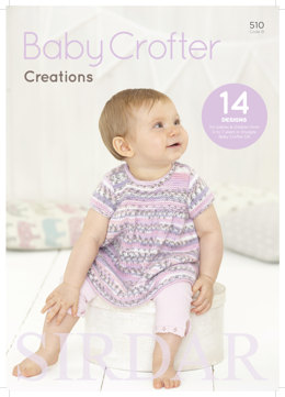 Baby Crofter Creations by Sirdar