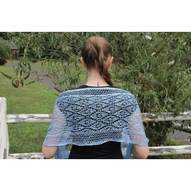Not A Cloud Shawl/Scarf
