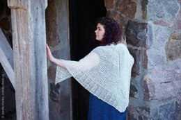 Interlace Shawl