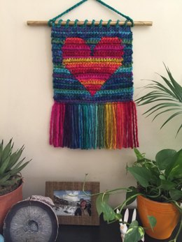 Love For All Wall Hanging