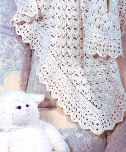 Weeping Willow Baby Blanket