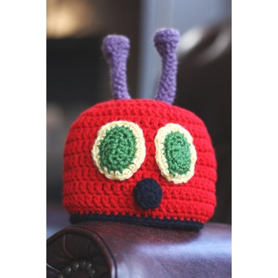 Hungry Caterpillar Hat