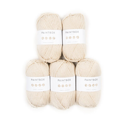 Paintbox Yarns Simply Chunky 5 Ball Value Pack