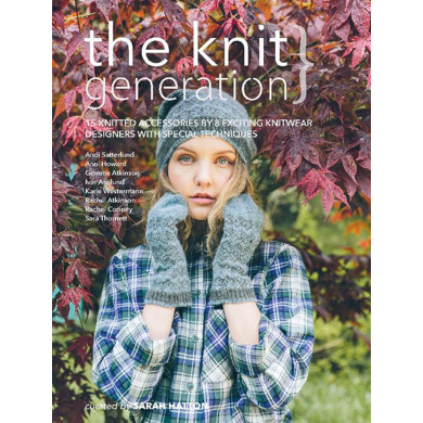 The Knit Generation by Rowan