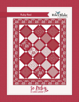 Riley Blake Ruby Red - Downloadable PDF