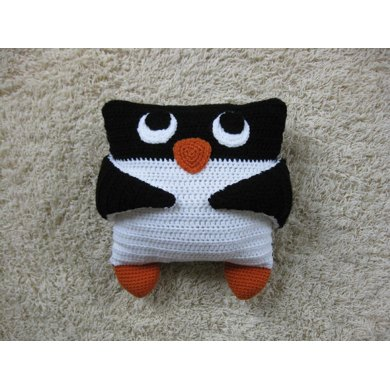 Little Pillow Pals - 4 of 12 - Penguin