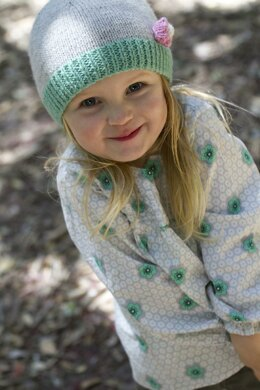 Pieta Hat by Little Cupcakes - Lc05