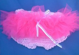 Newborn Tutu Diaper Cover