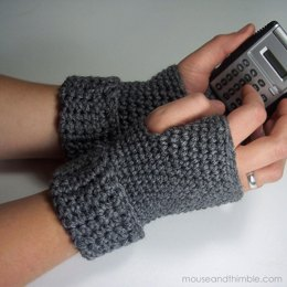 Fingerless Mitt Gloves 1010