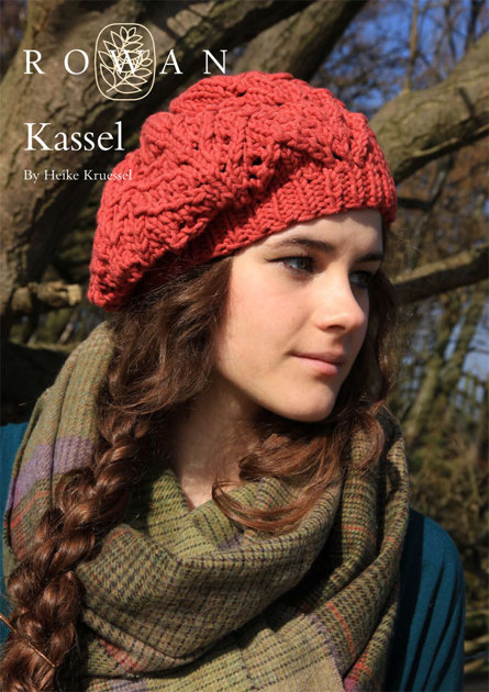 Free Knitting Pattern Toddler Beret : Kassel Hat in Rowan All Seasons Chunky Knitting Patterns ...