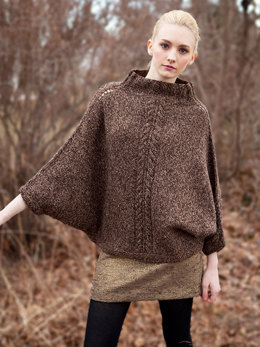 Blish Sweater in Berroco Blackstone Tweed