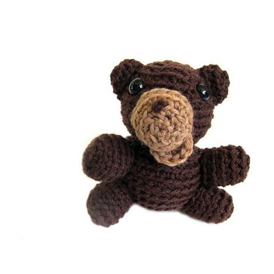 Learie the Tiny Teddy Bear