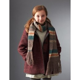 Liesel's Scarf in Patons Classic Wool Worsted