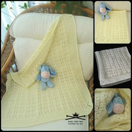Baby Braid Summer Blanket