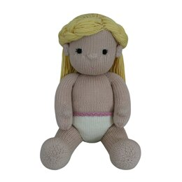 Girl Doll (Knit a Teddy)