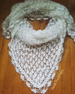 Noriega Wedding Shawl