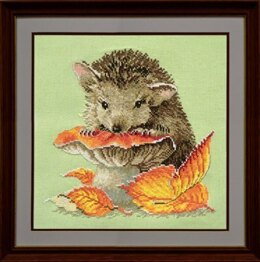 Oven Lucky Find Cross Stitch Kit