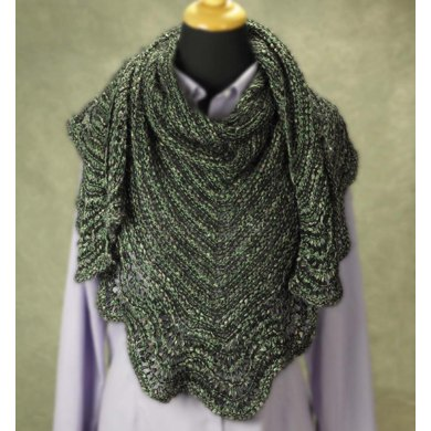 The Dolly Bantry Shawl