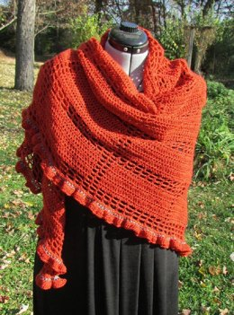 Fifth Avenue Shawl