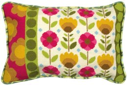 Anchor Retro Tapestry Cushion Front Kit - 45 x 30cm