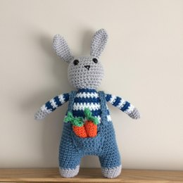 Bunny in Blue Jeans