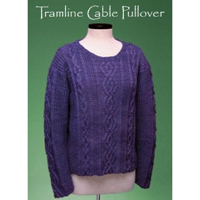 Tramline Cable Pullover #155