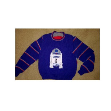 Star Wars R2d2 Knitting Pattern By Sandy 39 S Creations