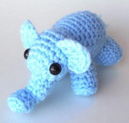 Tiny/Mini Elephant Amigurumi/Plush Toy