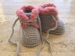 Baby Girl Ankle Boots