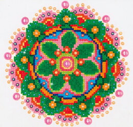 Diamond Dotz Flower Mandala Diamond Dotz Kit