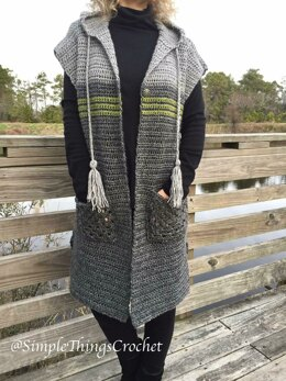 Town and Country Tunic Vest