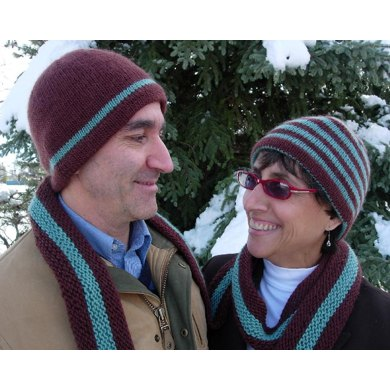 Andes Mint (TM) Hat and Scarf