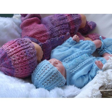 ADORA - Lovely set for baby or doll