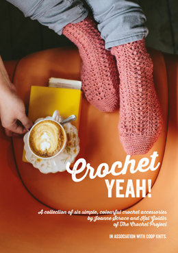 Crochet Yeah! by Joanne Scrace and Kat Goldin