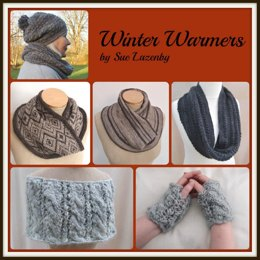 Winter Warmers Collection (5 patterns)