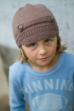Newsboy Hat by Little Cupcakes - Lc23