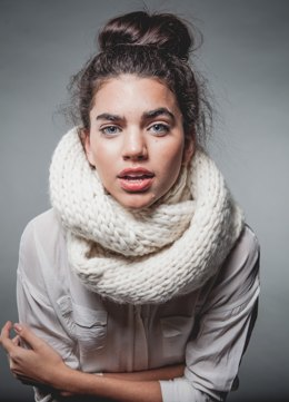 We Are Knitters Breezy Snood