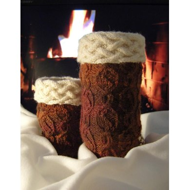 Irish Coffee Socks