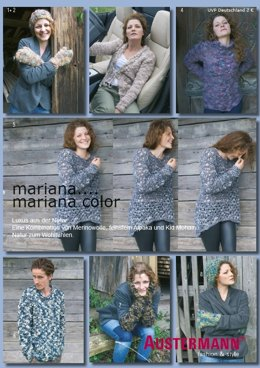 Pullis und Tops in Austermann Mariana und Mariana Color
