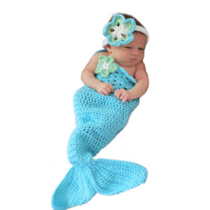 Mermaid Tail Crochet Pattern By Deborah O Leary