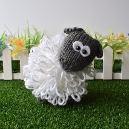 Curly the Sheep