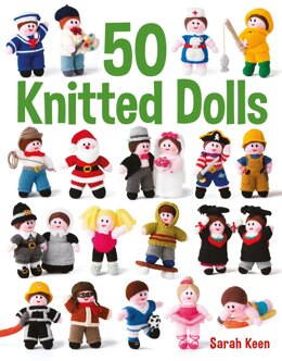 50 Knitted Dolls by Gmc