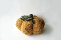XL Pumpkin Crochet Pattern