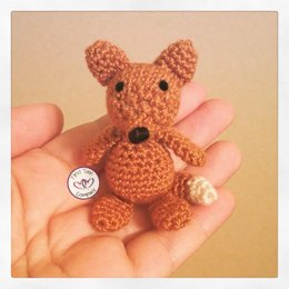 Mini Fox Amigurumi