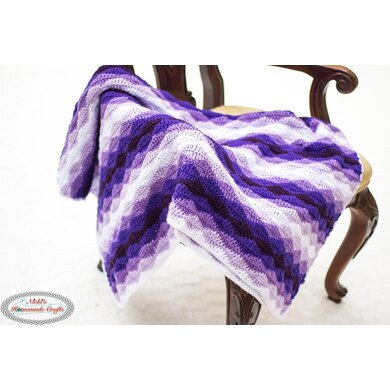 Rolling Waves Blanket