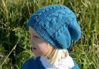 Song of Spring Slouch Hat
