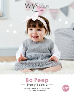Bo Peep Story Book 2 (4ply) by West Yorkshire Spinners